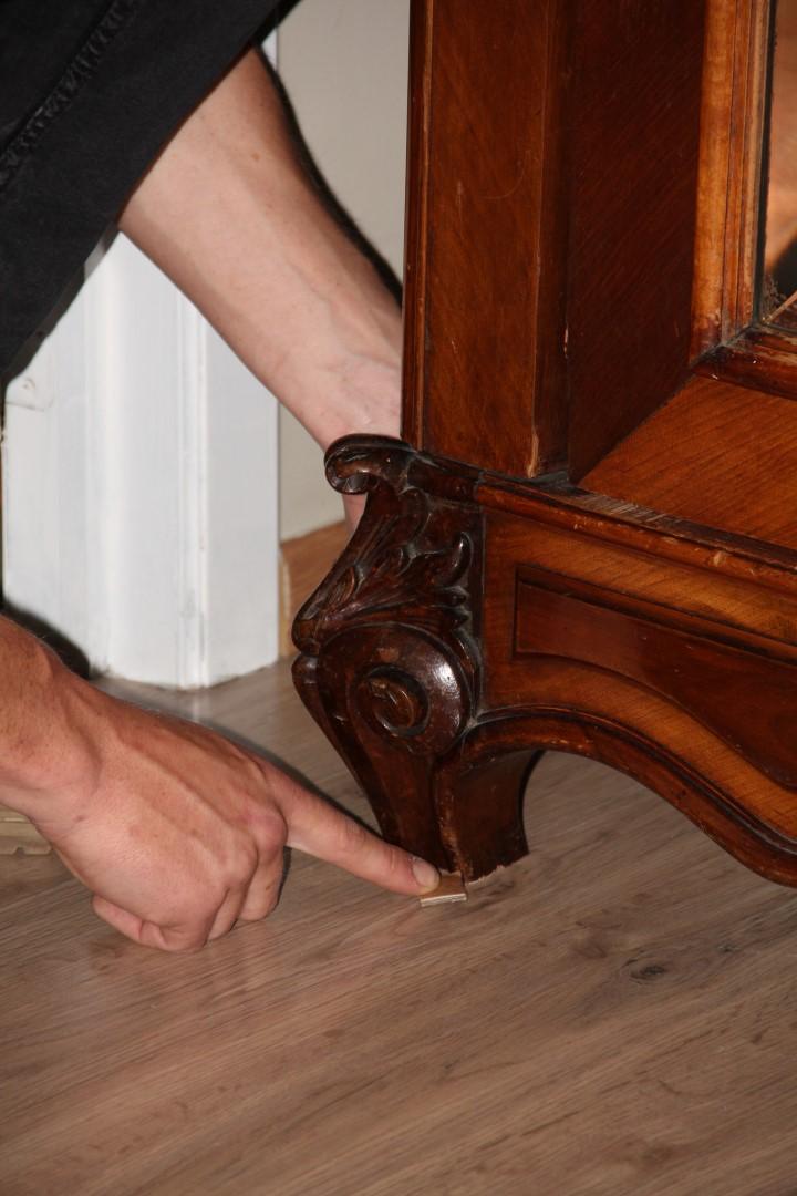 Leg En Hangkasten.Materiel Sandermans Moving